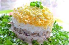 5 вкуснейших салатов / Едальня