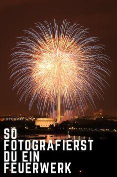 Du willst ein Feuerwerk fotografieren? Egal ob zu Silvester oder zu einem Event: Feuerwerksfotos sind immer Eindrucksvoll wenn sie gut gemacht sind! Ich gebe dir in diesem Beitrag Tipps und Tricks wie du ein Feuerwerk fotografieren kannst und Einstellungen für deine Kamera, damit die Bilder gelingen!