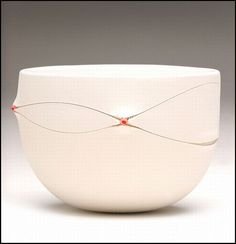 scarrified palm bowl