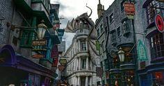 Restaurantes no Universal Studios em Orlando #viagem #miami #orlando