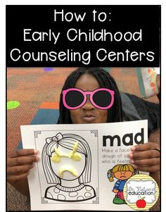 A post about the benefits of centers in the Elementary School Counseling setting. School Counseling Office, Elementary School Counselor, Career Counseling, Elementary Schools, Physical Education Games, Character Education, Early Elementary Resources, Counseling Activities, Guidance Lessons