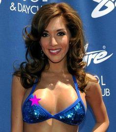 Farrah Abraham Nip Slip at Vegas Strip Club Pool Party
