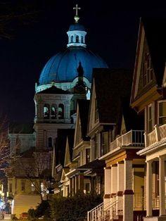 St. Josaphat's Basilica, Milwaukee, Wisconsin. Photo credit Chuck Frey