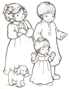 This Is Another Illustration From A Small Hallmark Christmas Book The Late Or Early