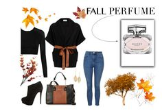 """fall perfume"" by diana-pereira149 ❤ liked on Polyvore featuring beauty, Gucci, Topshop, Giuseppe Zanotti, Croft & Barrow, LULUS, Elvi, Ivy Park and Nine West"