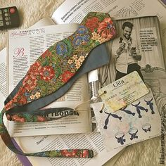 Купить Галстук-бабочка Русский стиль Самовяз LiilaGanza - русский стиль, яркая бабочка, яркий