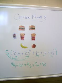 having to reteach my Algebra 2 students the distributive property I wanted to make sure my Algebra 1 students had a strong understand. Sixth Grade Math, Ninth Grade, Seventh Grade, Math Properties, Algebraic Expressions, Simplifying Expressions, Math Expressions, Distributive Property, Middle School Writing