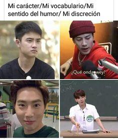 Exo Memes, Sanha, Kpop, Baekhyun, Bigbang, Got7, Boy Groups, Kdrama, Wattpad