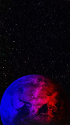 Amoled Earth iPhone Wallpaper - iPhone Wallpapers