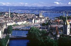 Traveler Guide: Zurich City Tour