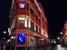 The Ivy - 1-5 West Street, London