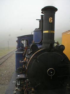 Weisshorn 6, Furka dampfbahn Zwitserland