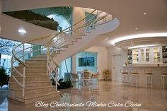 Home Decoration Stores Near Me Home Entrance Decor, House Entrance, Villa Plan, How To Build Steps, Contemporary House Plans, House Stairs, Village Houses, Apartment Design, Stairways