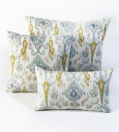 #JustinTimberlake's Home Collection: Beachfront Ikat Pillows http://news.instyle.com/photo-gallery/?postgallery=111858#5