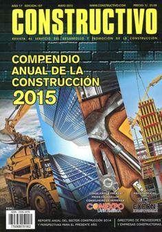 Título: Constructivo: Revista al servicio del desarrollo y promoción de la construcción / Autor: Grupo Constructivo / Año 2015 / Código: REV/690/G83