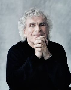 Sir Simon Rattle - Since 2002 Chief Conductor of the Berliner Philharmoniker and Artistic Director of Philharmonie Berlin
