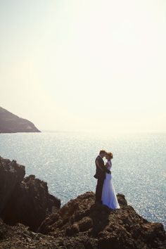 Newfoundland Wedding...how amazing would this picture look on a canvas?!?!