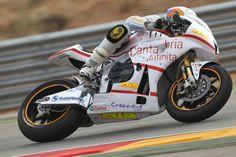 Galería de imágenes: Román Ramos en el Mundial de Moto2