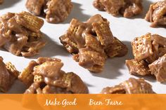 Our No Bake Peanut Butter Drop Cookies are fun for kiddos to make and even more fun for you to eat….err we mean, and even more fun for all of you to enjoy together!  Enjoy family friendly no-baking fun this March Break!  #makegood #recipe #peanutbutter #familyfun #kidfriendly #playwithyourfood #MarchBreak #cookies #baking #nobake #bakersgonnabake #recipes  #foodie