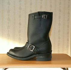Frye engineer boots on pinterest frye veronica boots and the frye