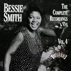 """""""Nobody Knows You When You're Down and Out"""" by Bessie Smith was added to my Work Groove playlist on Spotify"""