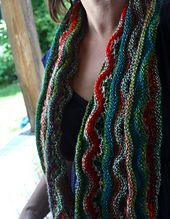 Ravelry: August Loop pattern by Melissa LaBarre