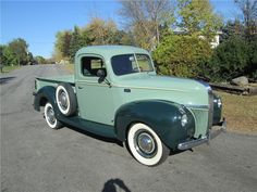 1941 FORD F-1 PICKUP - Barrett-Jackson Auction Company - World's Greatest Collector Car Auctions