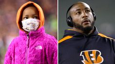 Devon Still offers emotional update on daughter Leah's cancer fight