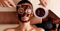 Coffee not only boosts your mood and energy level but it can help improve your skin too. Try this DIY Coffee face mask to get glowing skin Instantly. Chocolate Face Mask, Diy Peeling, Coffee Face Mask, Honey Face Mask, The Face, Homemade Face Masks, Diy Mask, Pores, Acne Scars