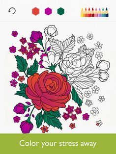 Colorfy: Coloring Book for Adults - Free by Fun Games For Free