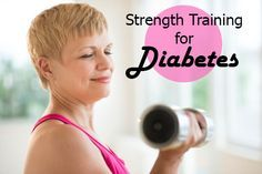 #Exercise can help you manage #diabetes, but not everybody is interested in running or sports. #Strength training can be a fun way to stay fit and #healthy with diabetes - plus, it's been shown to improve insulin sensitivity as much as aerobic exercises like running or swimming.
