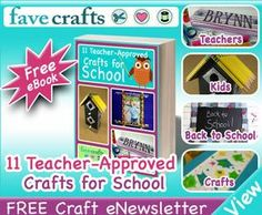FREE Craft eBook from Favecrafts | The Couponing Couple