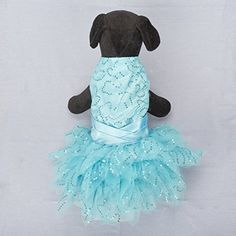 Dog Dresses,Lillypet® Lace Pet Dog Wedding Dress Bride Fo... https://www.amazon.com/dp/B01JIHQBDK/ref=cm_sw_r_pi_dp_x_C4deybN0ZCAHP
