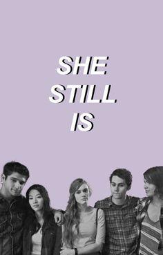 Allison Argent Lydia Martin Scott Mccall Stiles Stilinski Teen Wolf Kira