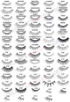 07fcf47985c Ardell false eyelashes by Madame Madeline offers a natural-like and gorgeous  appearance, whether