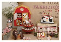 Barnyard / Farm Party