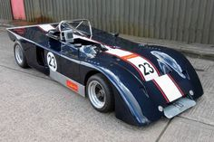 Rare opportunity to buy a race-ready ex-works Chevron # - SOLD Sports Car Racing, Race Cars, Auto Racing, Brian Redman, Types Of Races, Chevron, Vintage Cars, Vintage Auto, Chris Craft