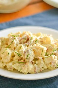 Best Homemade Potato Salad
