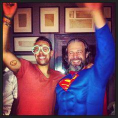 Superman for President!