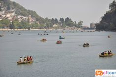 Nainital's beautiful 'Lakes' option of Boating through Yachts, Paddle boats and traditional Rowing Boats are available. http://dayoftour.wordpress.com/2013/09/16/day-of-tour/