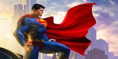 Disegni Superman Colorare