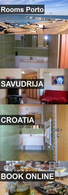 Hotel Rooms Porto in Savudrija, Croatia. For more information, photos, reviews and best prices please follow the link. #Croatia #Savudrija #travel #vacation #hotel