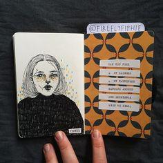 Art sketchbook, artist journal, art journal pages, art journals, coll Art Journal Pages, Art Journals, Artist Journal, Illustrations, Illustration Art, Art Diary, Arte Sketchbook, A Level Art, Sketchbook Inspiration