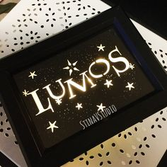 Hey, I found this really awesome Etsy listing at https://www.etsy.com/listing/274846060/lumos-harry-potter-decor-harry-potter