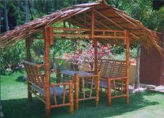 Bamboo hut - Bamboo Arts and Crafts Gallery