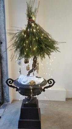 Some kind of a Christmas tree