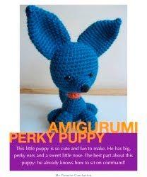 2000 Free Amigurumi Patterns: Perky Puppy