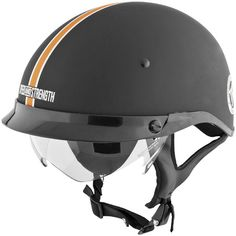 Speed and Strength SS400DVD Open Face Helmet - Tough As Nails