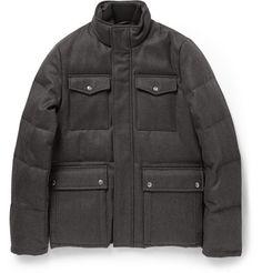 Gucci Padded Goose-Down Jacket | MR PORTER