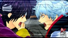 A new Gintama game in English!?